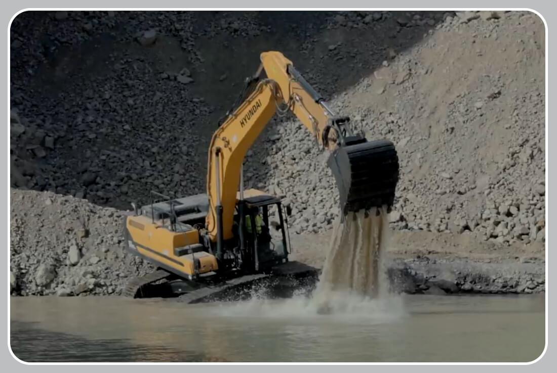 ماشین آلات راهسازی و معدنی